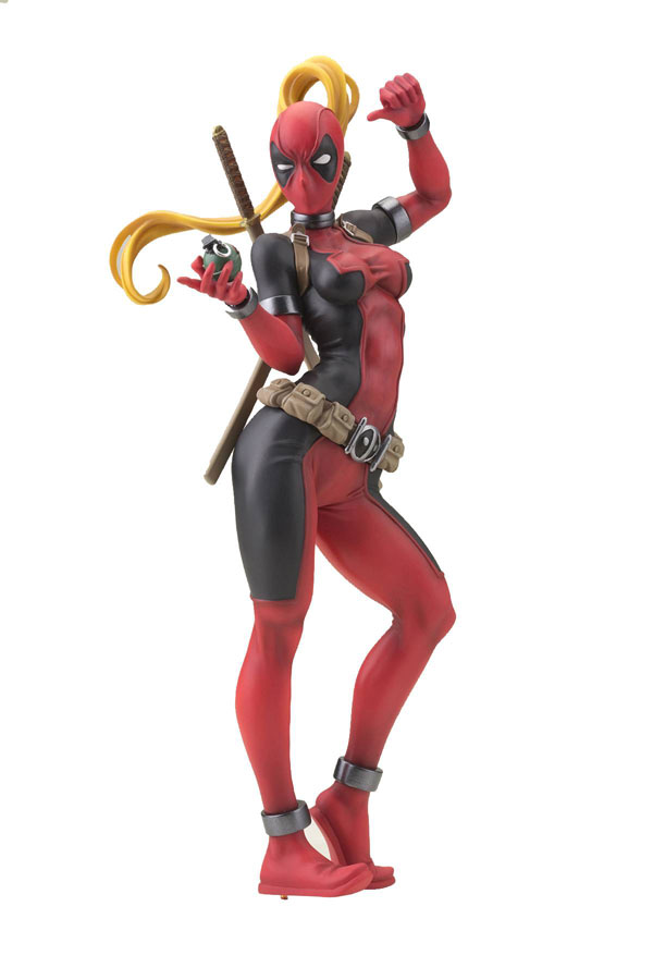 Marvel Lady Deadpool 1/7 Scale Bishoujo Statue