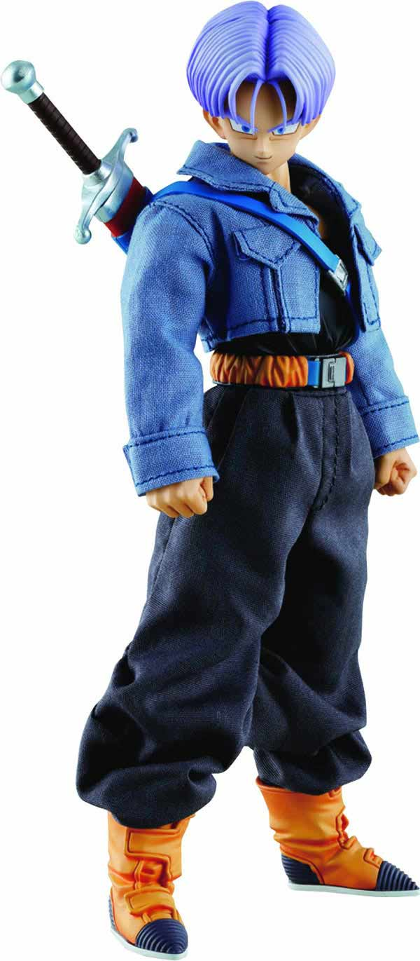 Dragon Ball Z Super Saiyan Trunks Dimension of Dragon Ball Figure