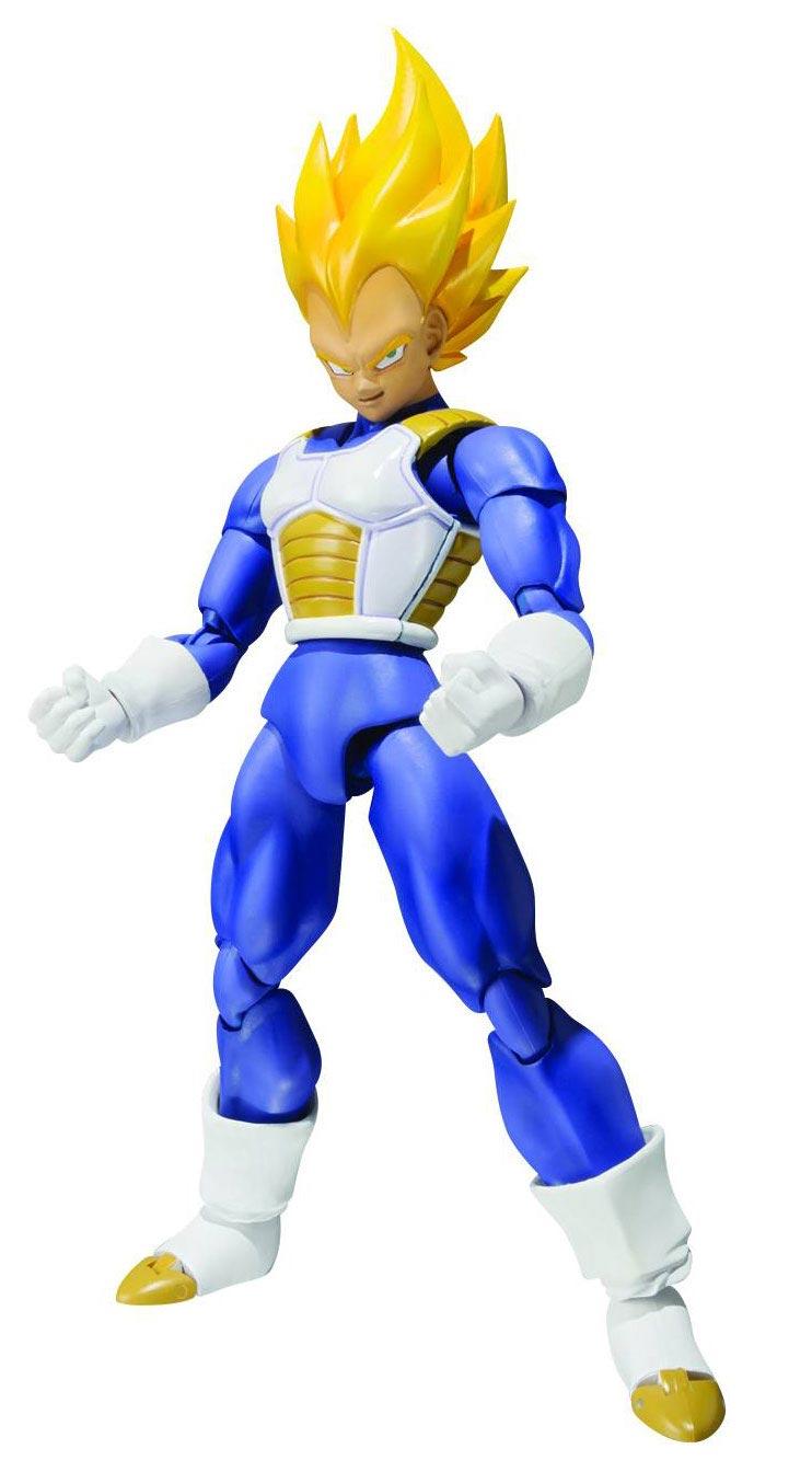 Dragon Ball Z Super Saiyan Vegeta S.H. Figuarts Action Figure