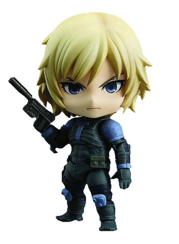 Metal Gear Solid 2: Sons of Liberty Raiden Nendoroid