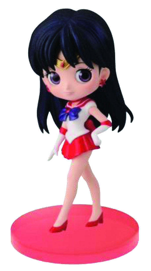 Sailor Moon Q-Posket Petit Volume 1 Sailor Mars Figure