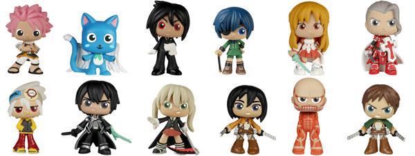 Anime Mystery Minis Series 1