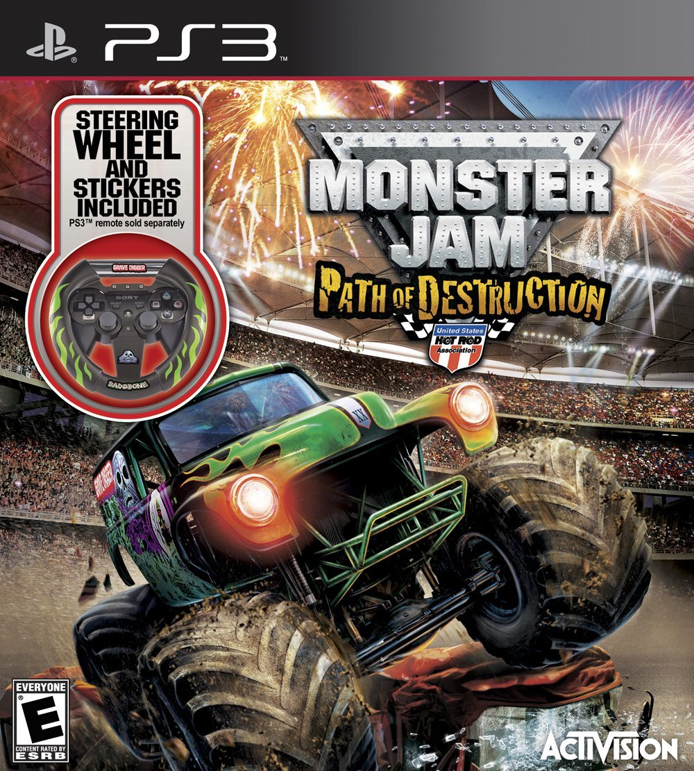 Monster Jam: Path of Destruction Game Only