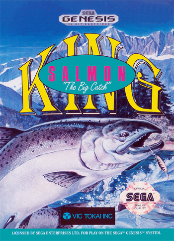 King Salmon: Big Catch