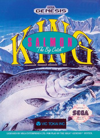 King Salmon: Big Catch