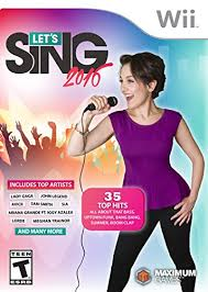 Let's Sing 2016 Solo