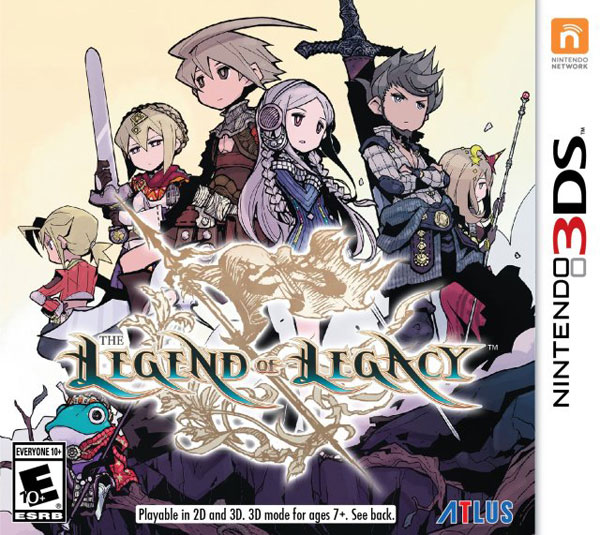 Legend of Legacy, The