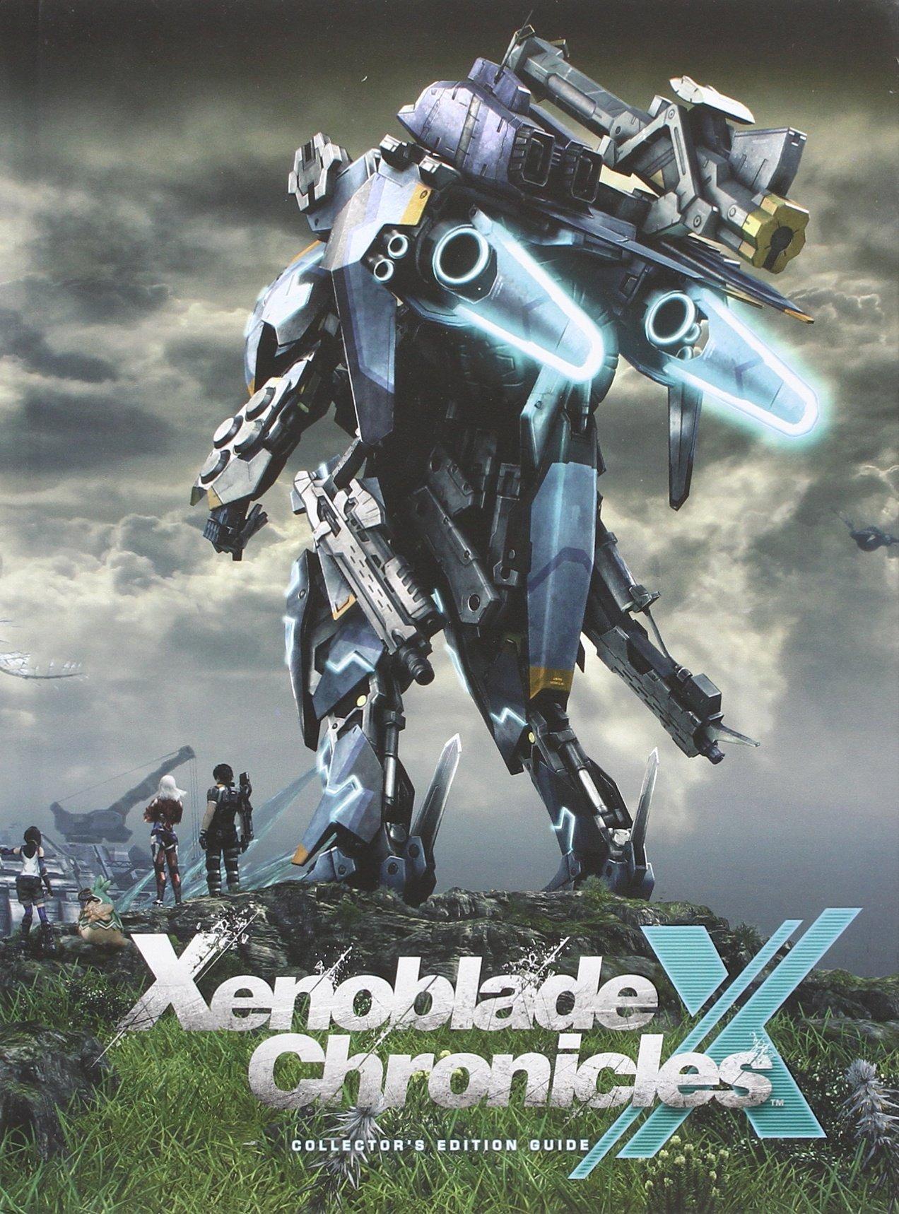 Xenoblade Chronicles X Collector's Guide