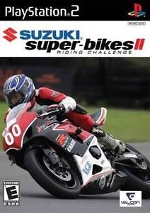 Suzuki Super-Bikes II: Riding Challenge