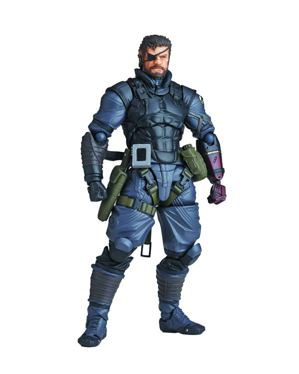 Metal Gear Solid V: Phantom Pain Venom Snake Sneaking Suit Action Figure