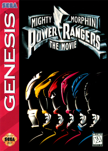 Mighty Morphin Power Rangers: Movie
