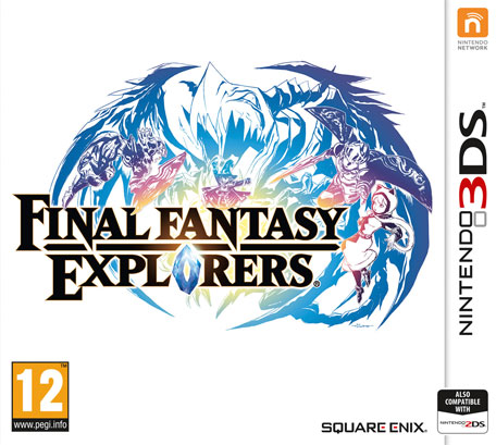 Final Fantasy Explorers Collector's Edition