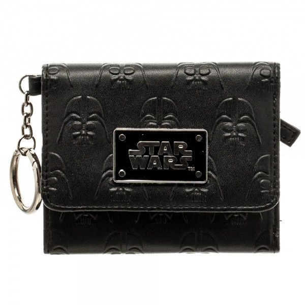 Star Wars Vader Mini Trifold Wallet