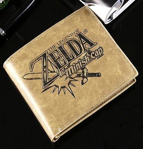 Legend of Zelda Minish Cap Wallet