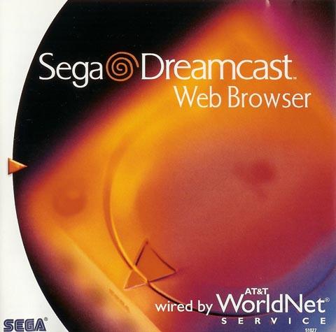 Sega Dreamcast Web Browser 1.0