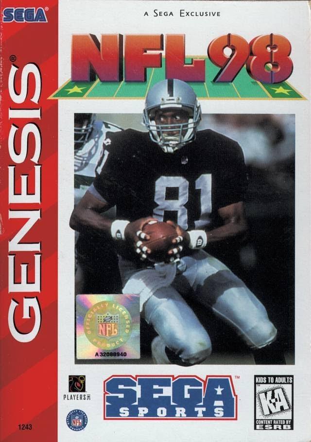 NFL Football '98