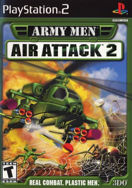 Army Men Air Attack 2