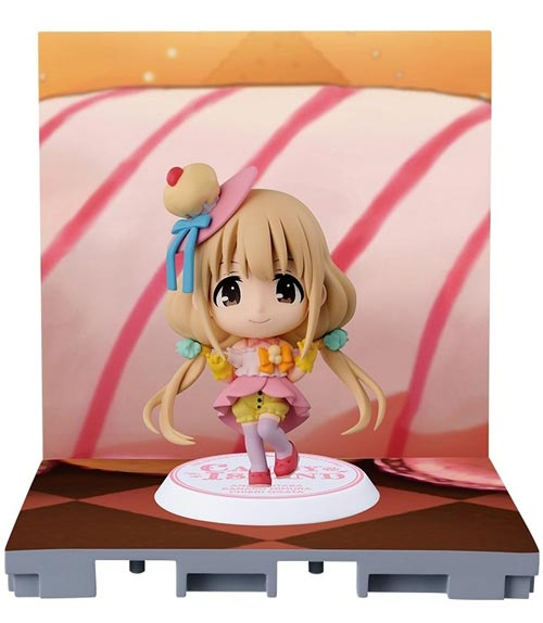 Idolmaster CG Chibi-Kyun-Chara Happy Anzu Figure