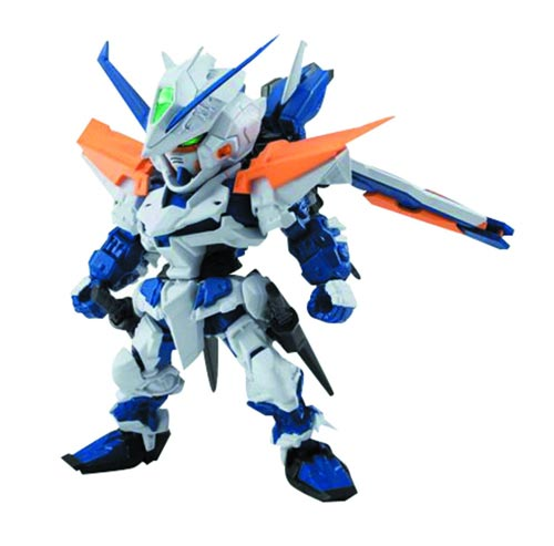 Gundam SEED NXEDGE Style Astray Blue Frame Figure