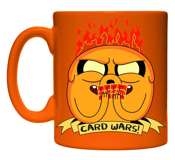 Adventure Time Card Wars Jake Mug