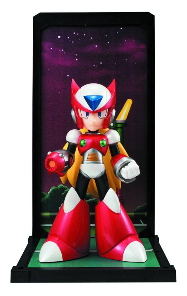Mega Man X: Zero Tamashii Buddies Figure