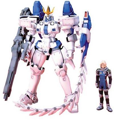 Gundam Endless Waltz Tallgeese III 1/100 Scale HG Model Kit