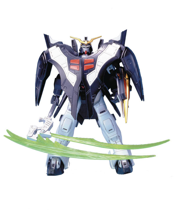 Gundam Endless Waltz Deathscythe Hell 1/100 Scale HG Model Kit