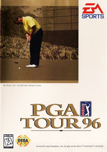 PGA Tour Golf 96