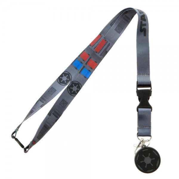 Star Wars Darth Vader Lanyard
