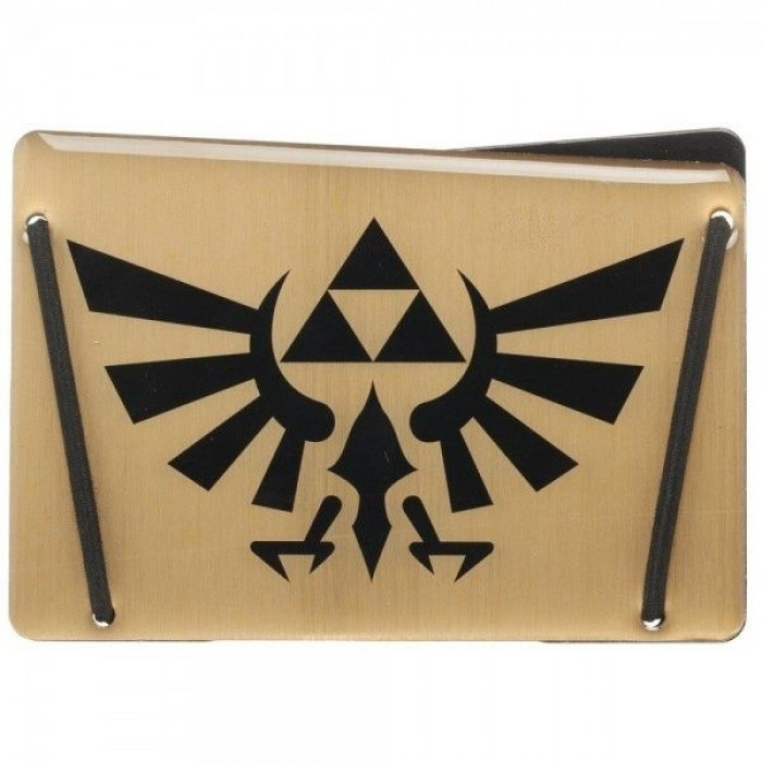 Legend of Zelda Slim Aluminum Card Wallet
