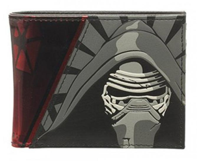 Star Wars EPS 7 Kylo Ren Bi-Fold Wallet