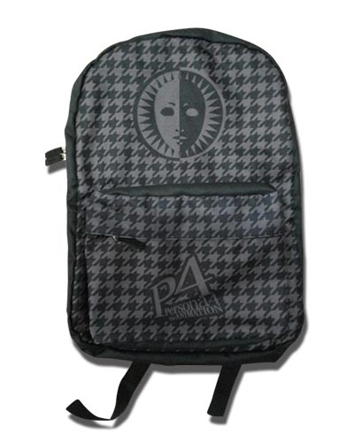 Persona 4 Card Icon Backpack
