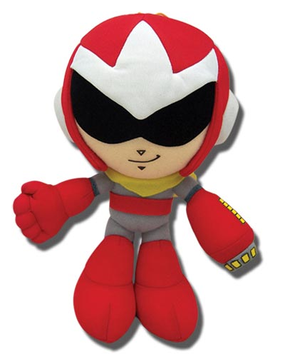 Mega Man X: Proto Man 8 Inch Plush