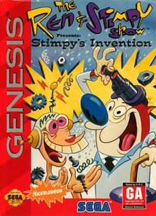 Ren & Stimpy Show Presents: Stimpy's Invention