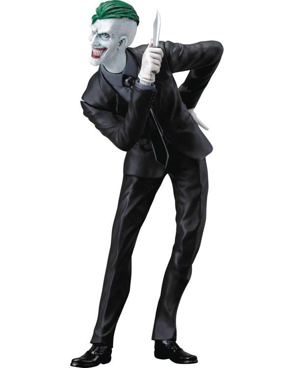 DC Comics Joker New 52 Version 1/10 Scale Statue