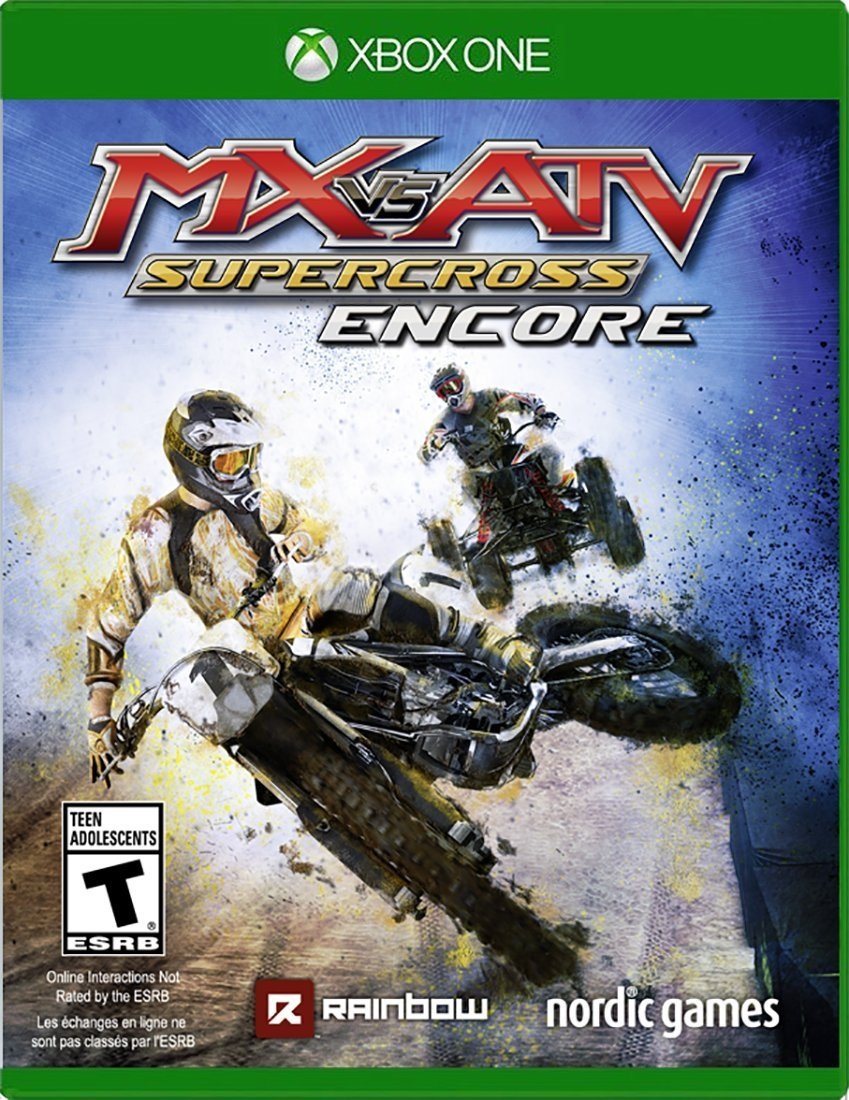 MX vs. ATV: Supercross Encore