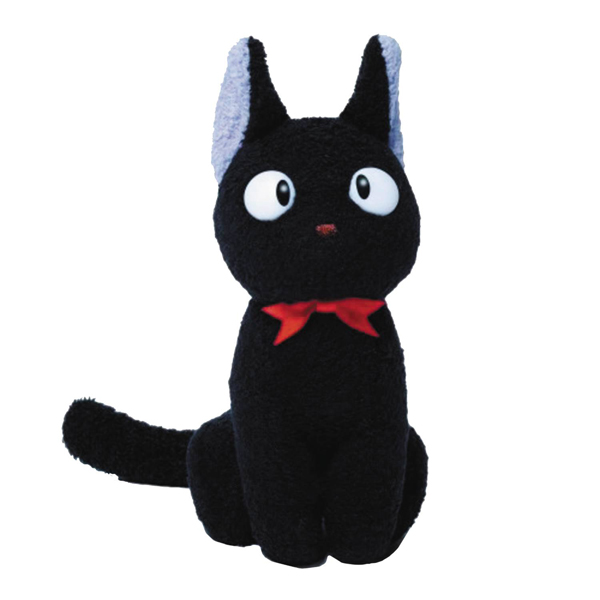 Kiki's Delivery Service JiJi Seated 6 Inch Plush
