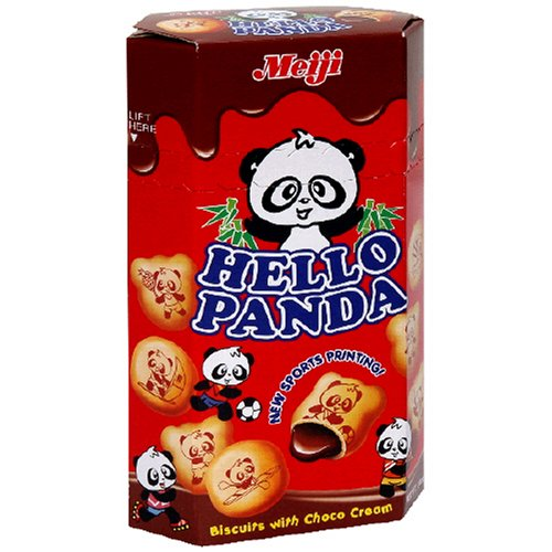 Hello Panda Choco Biscuits with Choco Cream 2.1oz