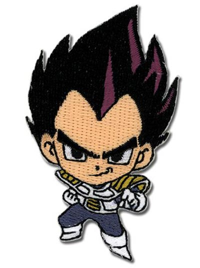 Dragon Ball Z SD Vegeta Patch