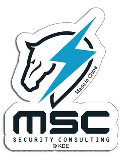 Metal Gear Solid Rising Maverick Sticker