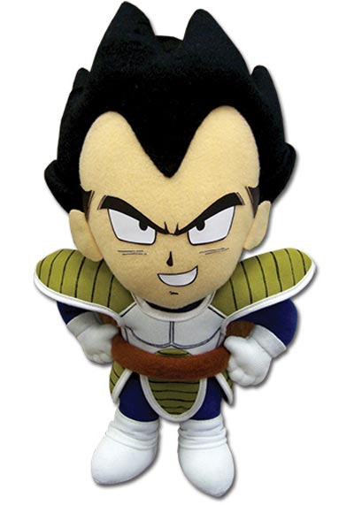 Dragon Ball Z Vegeta 10 Inch Plush