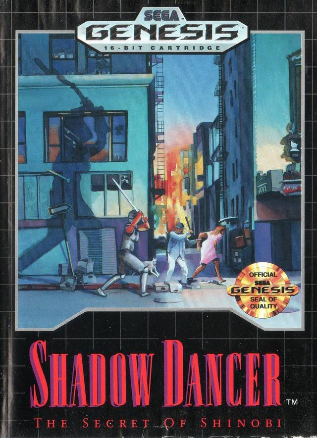 Shadow Dancer: Secret of Shinobi