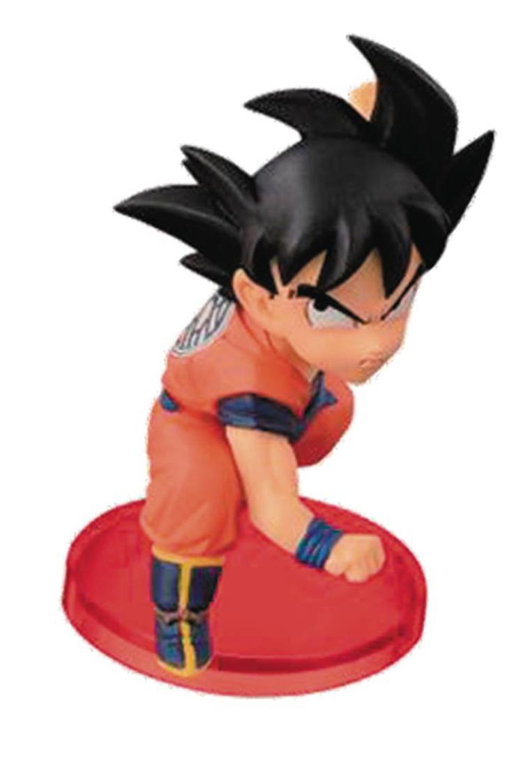 Dragon Ball Z WCF Battle Son Goku 3 Inch Figure