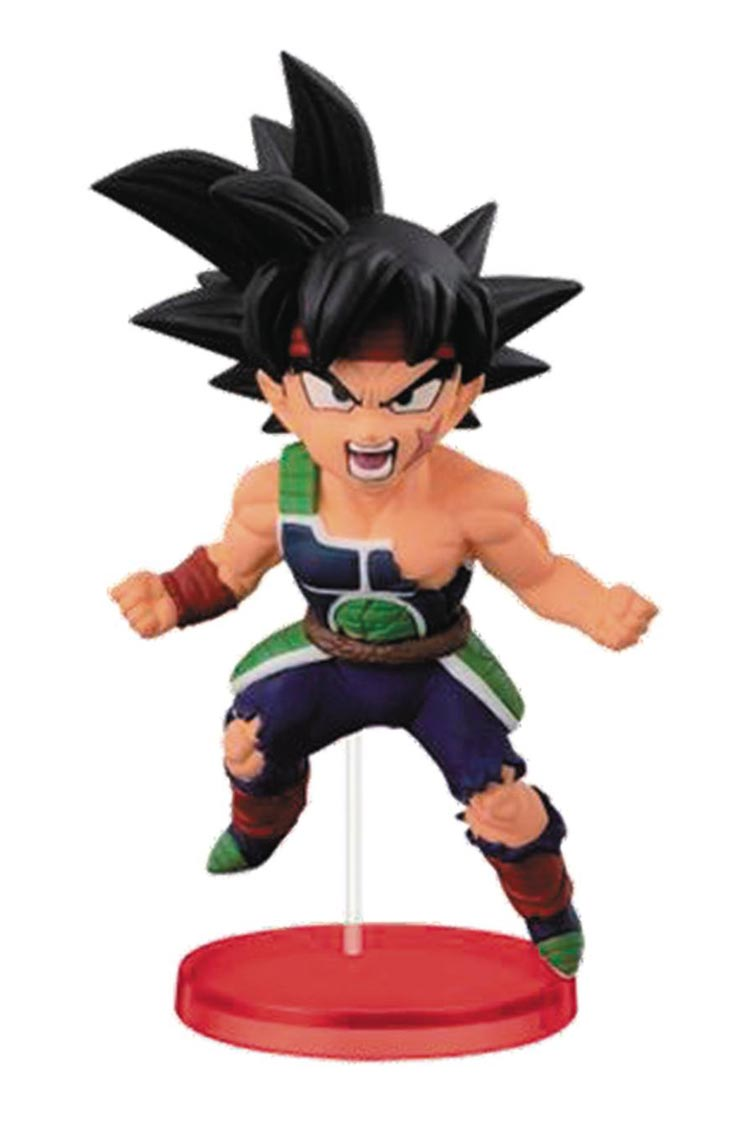 Dragon Ball Z WCF Battle Bardock 3 Inch Figure