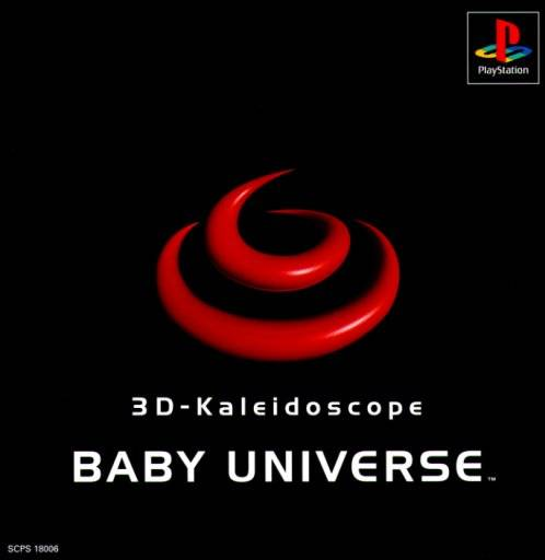 Baby Universe: 3D Kaleidoscope
