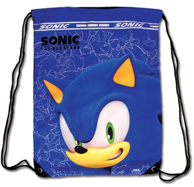 Sonic the Hedgehog: Sonic Drawstring Bag