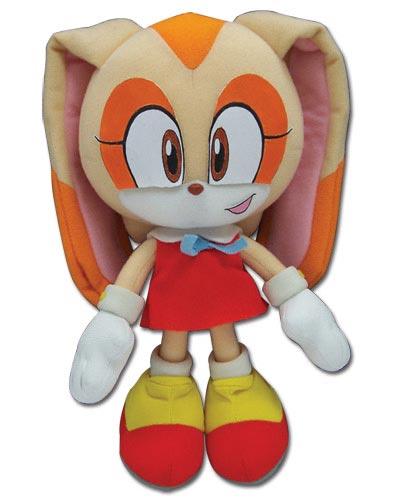 Sonic The Hedgehog Cream the Rabbit 8 Inch Plush