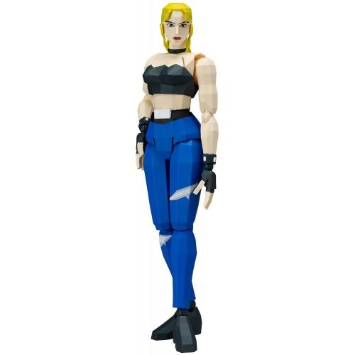 Virtua Fighter Sarah Bryant 2P Color Version Figma