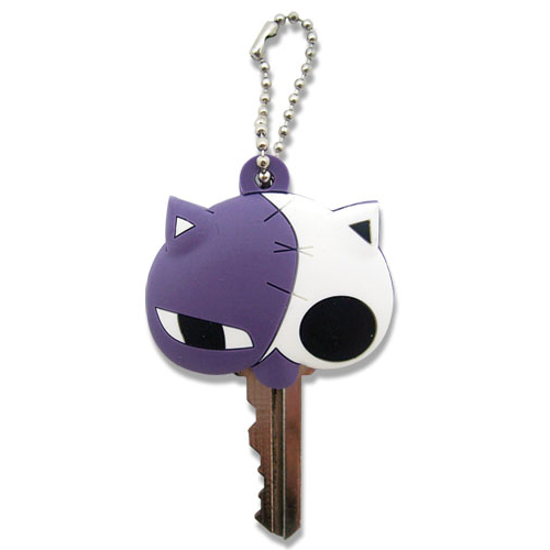 Panty and Stocking Hollow Kitty PVC Key Cap
