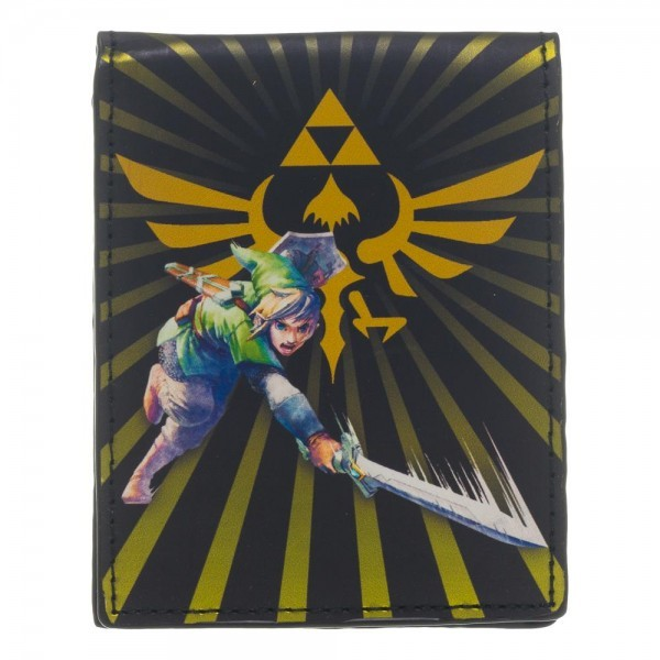 Legend of Zelda: Burst Bi-Fold Wallet